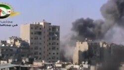 叙利亚政府向阿勒颇增派军队