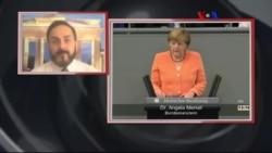 Yunanistan 'Hayır' Dedi Merkel Sessiz