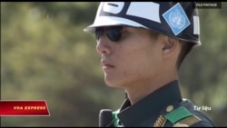 Hàn Quốc bắn cảnh cáo vật thể bay ở biên giới miền Bắc