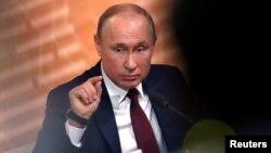 Ruski predsednik Vladimir Putin, prema saopštenju Kremlja, razgovarao je telefonom sa predsednikom Trampom.