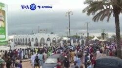 VOA60 AFIRKA: A Senegal, Masu Ibada Sun Taru A Birnin Touba Mai Tsarki Domin Bikin Shekara -shekara Na 'Yan Uwan Musulmi Na Mouride