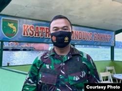 Kapendam XVII/Cenderawasih Letkol Arm. Reza Nur Patria (foto: courtesy).
