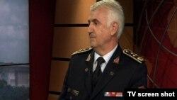 Načelnik Generalštaba Vojske Crne Gore Ljubiša Jokić