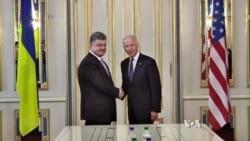 VP Biden Tackles Key Conflicts in Travels to Ukraine, Turkey