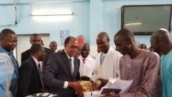 "Bamako: docotoro so "" GABRIEL TOURE"" ye Docotoro so mina kouraw soro."