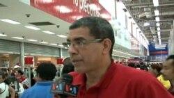 Milicianos ocupan mercados venezolanos