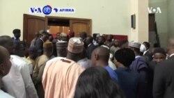 VOA60 AFIRKA: A Najeriya kotun zabe ta tabatarwa shugaba muhamadu Buhari nasarar lashe zaben da aka gudanar a farkon shekara