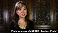 Peggy Liu heads the Joint U.S.-China Collaboration on Clean Energy, which aims to improve China's environmental health. (Photo courtesy of JUCCCE)