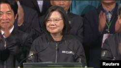 台灣總統蔡英文(資料照片)