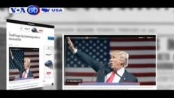 Tiền gây quỹ của ông Trump 'tệ một cách đáng kinh ngạc' (VOA60)
