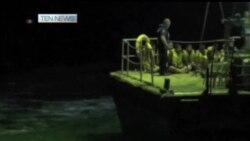 2013-07-17 美國之音視頻新聞: 澳洲海軍救起144名尋求庇護者
