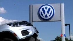 2015-11-08 美國之音視頻新聞: 德國大眾汽車準備對客戶提供現金補償