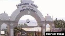 Karra Yuniversiitii Amboo, Oromiyaa