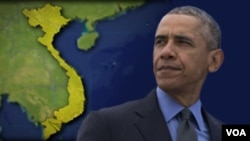 奧巴馬越南之行
