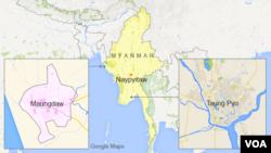 Maungdaw and Taung Pyo, Myanmar