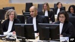 افغانستان در سال ۲۰۰۳ عضویت محکمۀ بین المللی جرایم را به دست آورد