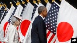 Prezident Obamanın Yaponiya səfəri davam edir