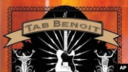 Bluesman Tab Benoit Offers 'Medicine' for the Soul