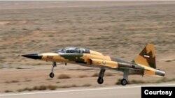Iran Fighter Jet