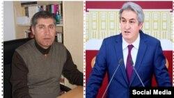 Lezgîn Botan Parlamenterê HDP-Wan, Ehmed Dere Şirovekar Strasburg