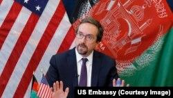 په کابل کې د امریکا د متحده ایالاتو سفیر جان بس
