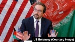 د امریکا سفیر جان بس