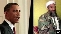 اظهارات اوباما در مورد مرگ بن لادن