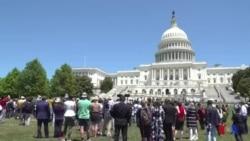 美國國會山舉行六四三十周年大型紀念活動