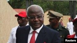 Le président Ernest Bai Koroma (Reuters)