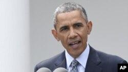 جمهور رئیس بارک اوباما وایي د ایران سره د موافقې اکثر جزییات به په راتلونکو دریو میاشتو کې نهایي شي