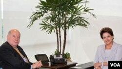 Según la comunicación de la presidencia, Netto se encuentra en la localidad de Sabratha, a unos 60 kilómetros de la capital Tripoli.