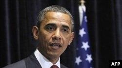 Barak Obama Amerikanın idxalı artıqmaqla bazarları genişləndirdiyini deyib