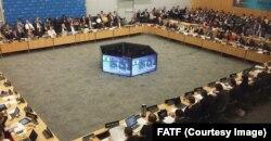 ایف اے ٹی ایف کا ایک اجلاس