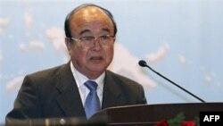 Ngoại trưởng Bắc Triều Tiên Pak Ui-Chun (Hình tư liệu, tháng 8 năm 2010)