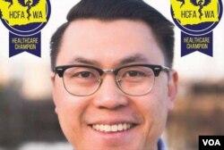 Nghị sĩ Tiểu bang Washington Joe Nguyễn (FB Joe Nguyen)