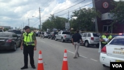 Polícia de Orlando em alerta