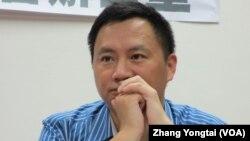 六四民運學生領袖王丹