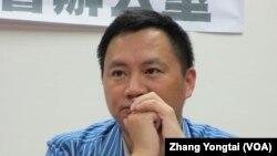 六四学运领袖 王丹