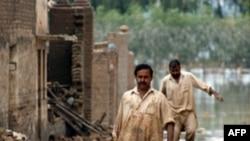 Ndihmat për viktimat e përmbytjeve në Pakistan