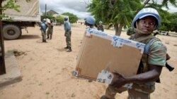 U.S. Committed to African Peacekeeping