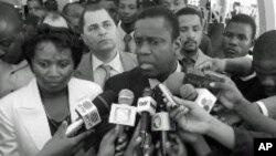 Daviz Simango, líder do MDM, criticou duramente processo de recenseamento eleitoral