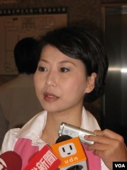 民進黨立委陳亭妃 (申華拍攝)