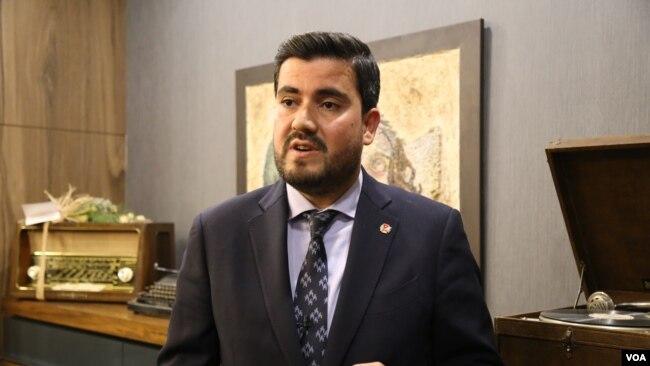 İbrahim Ay, Gaziantep Gazeteciler Cemiyeti Başkanı