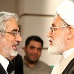 موسوی و کروبی ، دو سال پیش از فساد در دولت احمدی نژاد خبر داده بودند