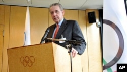 国际奥委会主席罗格(资料照片)