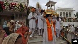Индийские сикхи (архивное фото)