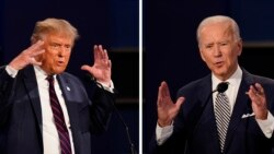 Donald Trump နဲ႔ Joe Biden သီးျခားစီ မဲဆြယ္ခရီးထြက္