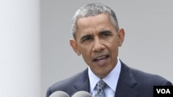Presiden AS Barack Obama.