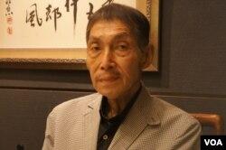 研究中国和台湾的共同社客员论说委员冈田充