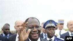 Tổng thống Côte d'Ivoire Alassane Ouattara